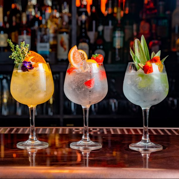 Copper House Bar – Gin Perfect Serves