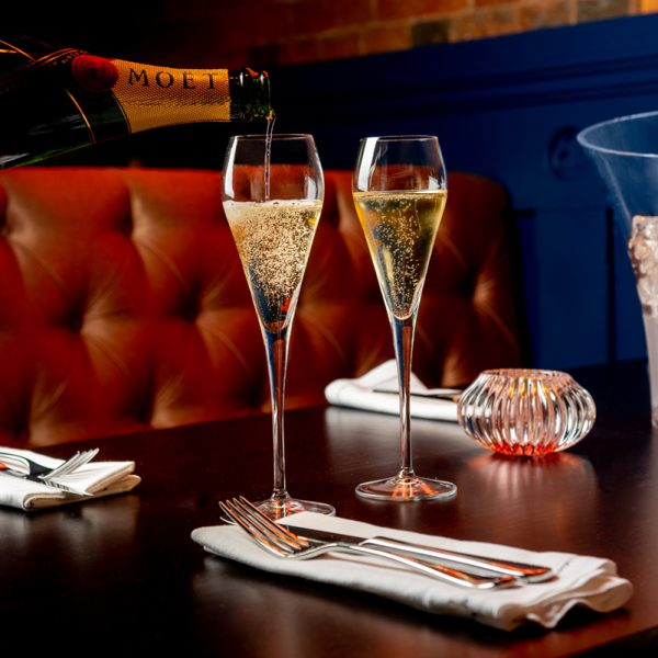 Copper House Bar – Champagne
