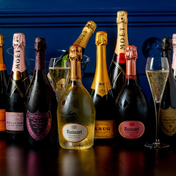 Copper House Bar Berkhamsted – Selection Of Champagne, Veuve Cliquot, Moet & Chandon, Dom Perignon, Ruinart, Krug