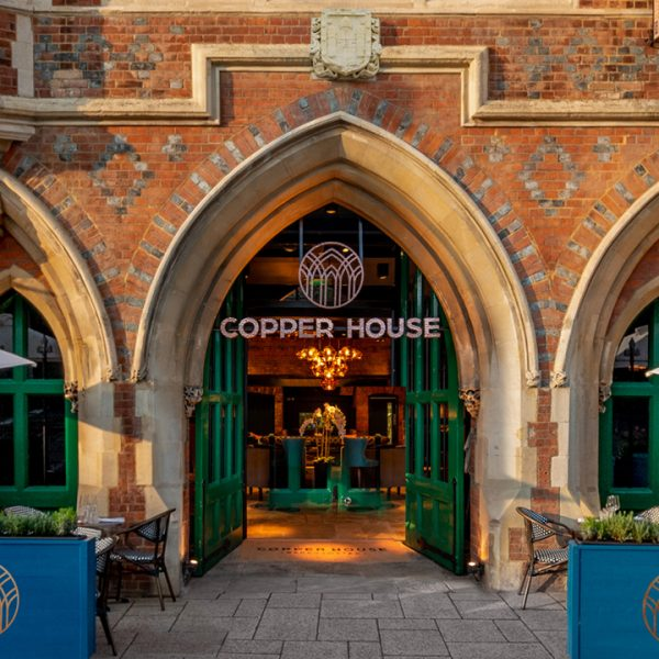 Copper House Bar – Outside