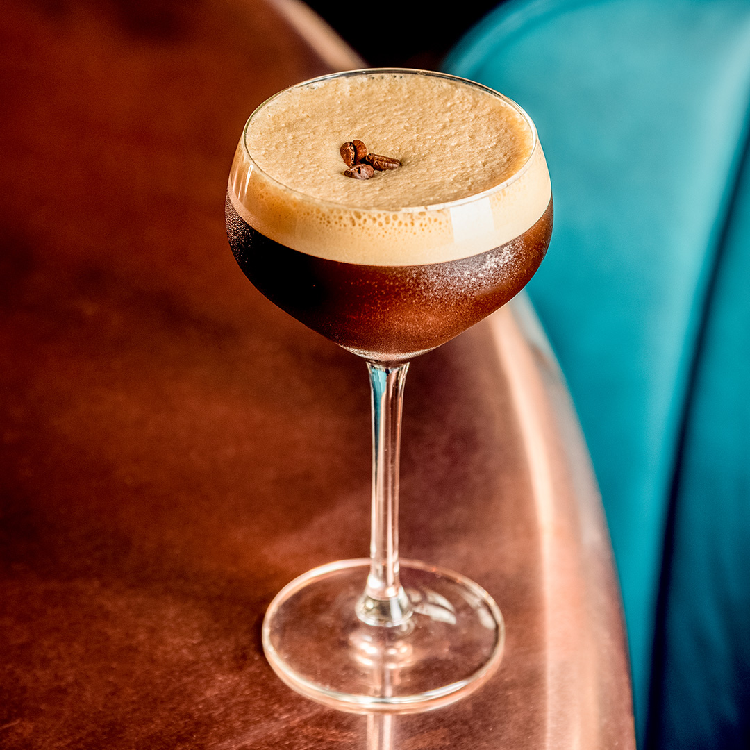 Copper House Bar – Espresso Martini