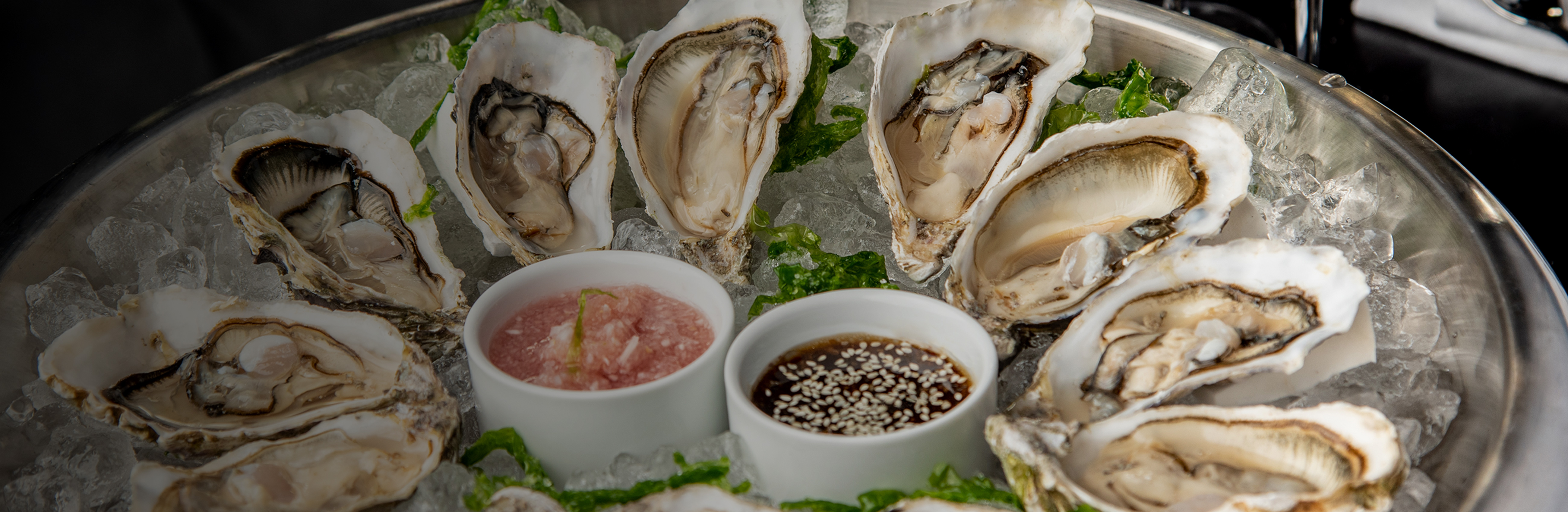 Copper House Bar – Oysters