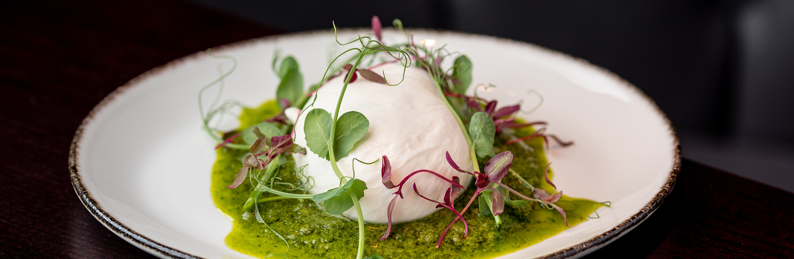 Copper House Bar Berkhamsted – Burrata